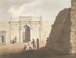 The Third Delhi Gate Of Bangalore